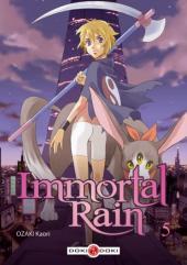 Immortal rain -5- Tome 5