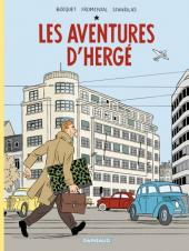 Les aventures d'Hergé - Tome b