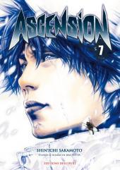Ascension (Sakamoto) -7- Tome 7