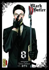 Black Butler -8- Black Athlete