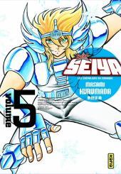 Saint Seiya - Édition Deluxe -5- Tome 5