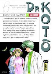 Dr Kotô -21- Tome 21