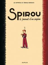 Spirou et Fantasio par... (Une aventure de) / Le Spirou de... -4b- Le journal d'un ingénu