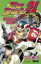 Eye shield 21 -HS- Ballers High (Guide officiel)