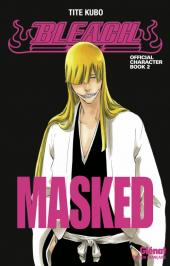 Bleach -HS3- Masked - Official Character Book 2