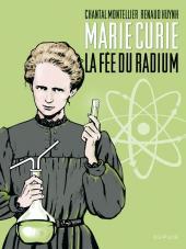 Marie Curie (Montellier) - La Fée du radium