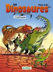 Les dinosaures en bande dessinée -2- Tome 2