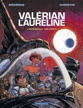 Valérian et Laureline (L'intégrale) -6- L'intégrale, volume 6