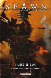 Spawn - La Saga infernale -1- Liens de sang
