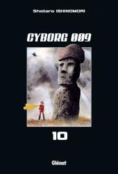 Cyborg 009 -10- Tome 10
