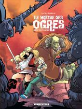 Le maître des Ogres -3- L'antre des pouvoirs