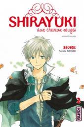 Shirayuki aux cheveux rouges -2- Tome 2