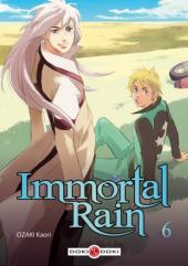 Immortal rain -6- Tome 6
