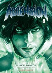 Ascension (Sakamoto) -8- Tome 8