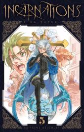 Incarnations -5- Tome 5