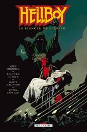 Hellboy (Delcourt) -12- La Fiancée de l'enfer
