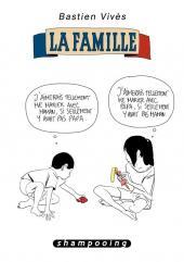 Bastien Vivès -2- La Famille