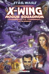 Star Wars - X-Wing Rogue Squadron (Delcourt) -11- Fin de mission