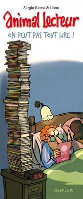 Animal lecteur -3- On peut pas tout lire !