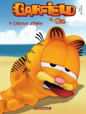 Garfield & Cie -9- Chaleur d'enfer (9)