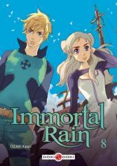 Immortal rain -8- Tome 8