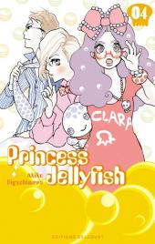 Princess Jellyfish -4- Tome 4