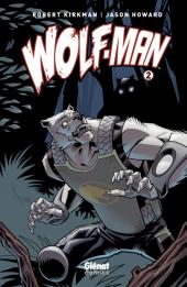 Wolf-man -2- Tome 2