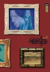 Monster (Urasawa - Deluxe) -8- Volume 8