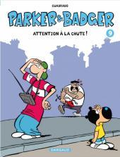 Parker & Badger -9- Attention à la chute !