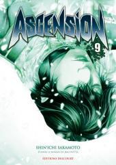 Ascension (Sakamoto) -9- Tome 9