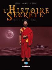 L'histoire secrète -26- L'Amiral du diable