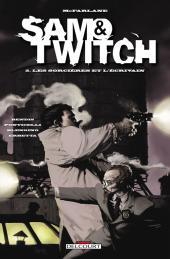 Sam & Twitch -2- Les Sorcières et l'écrivain