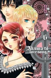 Akuma to Love Song -6- Tome 6
