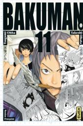 Bakuman. -11- Titre et Character design