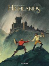 Highlands -1- Le portrait d'Amelia