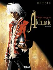 L'ultime voyage en Alchimie -1- Adrian