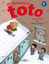 Les blagues de Toto -9- Le sot à ski
