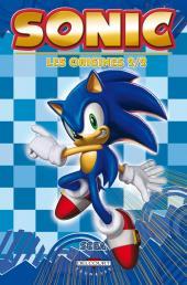 Sonic (Delcourt) -2- Les Origines 2/2