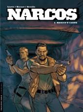 Narcos -3- Mexico'n carne