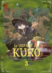 Le voyage de Kuro -3- Tome 3