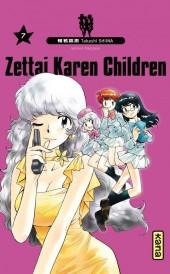 Zettai Karen Children -7- Tome 7