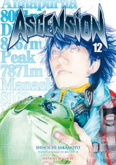 Ascension (Sakamoto) -12- Tome 12