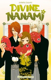 Divine Nanami -9- Tome 9