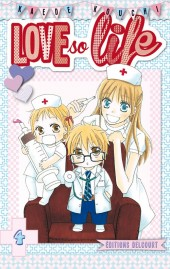 Love so Life  -4- Tome 4