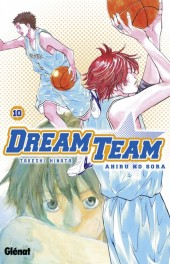 Dream Team (Hinata) -10- Tome 10
