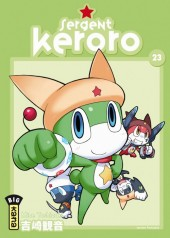 Sergent Keroro -23- Tome 23