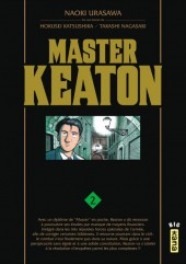 Master Keaton (Édition Deluxe) -2- Volume 02