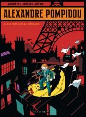Alexandre Pompidou  -2- Des faux airs de faussaire