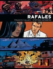 Rafales (Desberg/Vallès) -INT- Intégrale