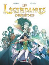 Les légendaires - Origines -2- Jadina